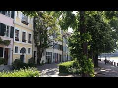 Basel (Beat09) Tags: river schweiz switzerland suisse basel fluss rhine altstadt oldtown rhein basle rheinufer ble kleinbasel uferpromenade