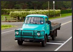 ET drive home...... (SemmyTrailer) Tags: truck bedford gm lorry waikato british j1 generalmotors newstead beddy jtype dropside