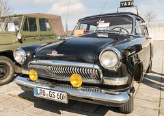 Oldtimer WOLGA GAZ (Zarner01) Tags: auto ford digital canon germany deutschland eos is buick outdoor taxi gaz pickup cadillac oldtimer stm 1018 ros cabrio coupe efs kombi rostock fahrzeug hansestadt mecklenburgvorpommern wolga hro lro oldtimertreffen nvp hansestadtrostock hansemesse canoneos750d