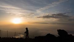 IMG_477220160612 (Zac Li Kao) Tags: mountain japan sunrise canon dawn volcano fuji hiking hike powershot climbing crater fujisan g1x