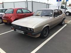 Ford Capri Mk3 2.0 S (5 spd) (VAGDave) Tags: ford capri 5 s 1984 20 spd mk3
