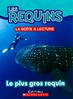 Le plus gros requin (Vernon Barford School Library) Tags: shark sharks animals marine marineanimals fish big large biggest largest underwater undersea languages lote languagesotherthanenglish secondlanguage secondlanguages foreignlanguage foreignlanguages french français vernon barford library libraries new recent book books read reading reads junior high middle school vernonbarford nonfiction paperback paperbacks softcover softcovers covers cover bookcover bookcovers 9781443145572 requins plusgros plus gros