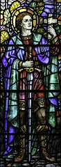 St Alban the Protomartyr (Lawrence OP) Tags: window washingtondc saints stainedglass martyr alban