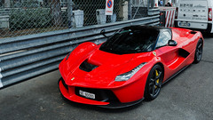 LaFerrari. (Nicomonaco73) Tags: red beautiful nikon ferrari monaco carlo monte rosso spotting supercars v12 d7100 hypercars laferrari