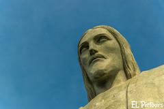 Christ (EL-Pictours) Tags: christus christoredentor riodejaneiro rio brasil nikon nikond5300 travel reisen sky