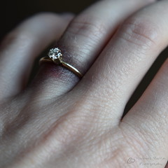 That Ring On My Finger (Rachael_Martin) Tags: hands fingers rings bruise domesticviolence conceptual abuse bruises
