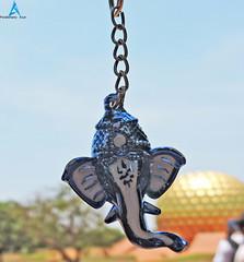 Ganesha At Auroville (pondicherry arun) Tags: auroville pondicherry puducherry