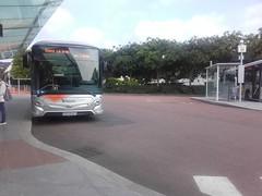 Lacroix rseau Valoise Heuliez GX 337 hyb EB-035-KP (95) n1029 (couvrat.sylvain) Tags: bus cars gare autobus 337 lacroix beauchamp gx heuliez hybride heuliezbus valoise ermonteaubonne gx337