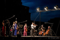 Los Conciertos de las Velas 09/07/16 (www.chemalara.com) Tags: conciertos velas losconciertosdelasvelas pedraza castillo