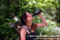 Tomb Raider Shoot with Annick 22 (berserker244) Tags: yggdrasilphotography60072016 guerrillaphotography yggdrasilphotography evandijk annick annickscosplay laracroft tombraider riseofthetombraider grebbeberg rhenen