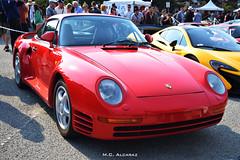 Porsche 959 (M.C. Alcaraz Photography) Tags: porsche 959 porsche959 sportscar sportscars supercar supercars car cars auto autos automobile monterey montereycarweek carweek carweek2016 carshow