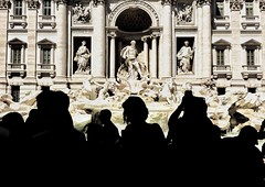 Building Exterior Built Structure Architecture Statue Human Representation Sculpture Faade Person Art And Craft Men Sitting Art Window Architectural Column Silhouette History City Arch Famous Place Outdoors TreviFountain Fontana Di Trevi Rome Italy Touri (valeriorosati) Tags: buildingexterior builtstructure architecture statue humanrepresentation sculpture faade person artandcraft men sitting art window architecturalcolumn silhouette history city arch famousplace outdoors trevifountain fontanaditrevi rome italy tourism