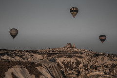 Cappadocia, Turkey (Jackson Pollard) Tags: cappadocia turkey travel landscape portrait blackandwhite colour black white sunset sunrise goreme mountains rock formations natural churches underground flowers horses locals food skies hot air balloons