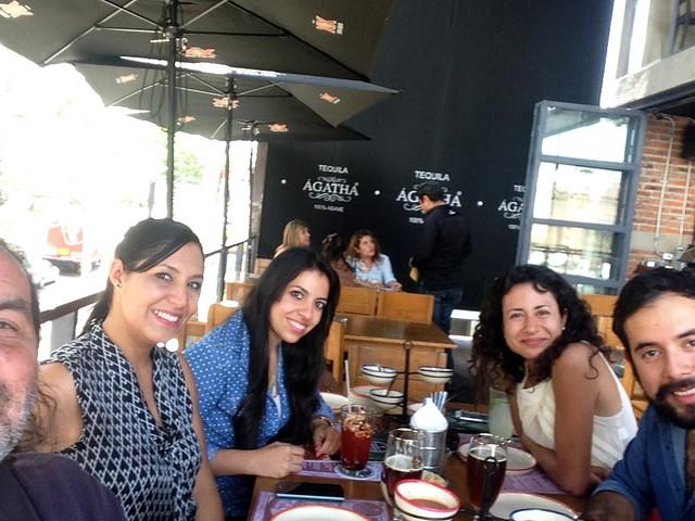 Mis Nuevos Bueno Amigos en Guadalajara