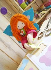 É só imprimir em papel adesivo, recortar (Ateliê Bonifrati) Tags: cute diy artesanato craft tutorial pap passoapasso bonifrati