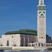 The Mosque at High Tide, Casablanca.