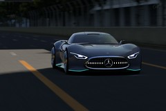 Mercedes-Benz AMG VGT (tulimulik) Tags: auto cars chevrolet vw volkswagen prototype mercedesbenz toyota concept gt gti mazda lm playstation aston astonmartin amg lexus gt6 supersport chaparral ps3 vgt