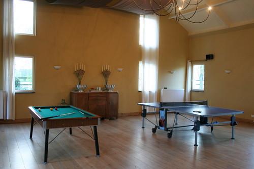 indoor ontspanningsruimte