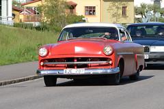 Ford Customline 1954 (hkkbs) Tags: car sweden outdoor 1954 bil vehicle sverige westcoast vstkusten kunglv raggare raggarbilar fordcustomline nikond800 tamronspaf150600mmf563divcusd kunglvscruising