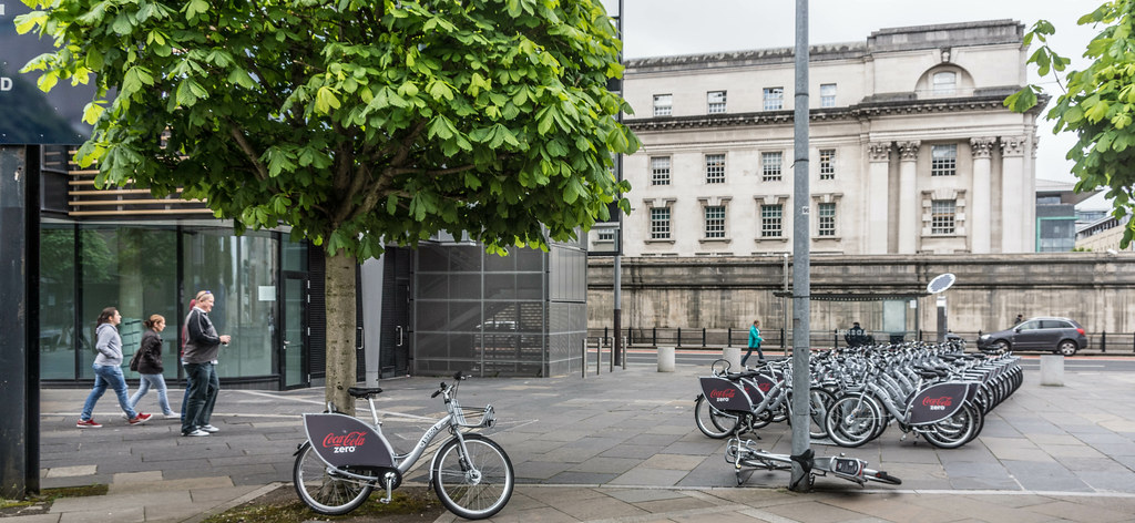BELFAST BICYCLE SHARE SCHEME [NOW OPERATIONAL] REF-104843