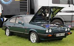 E288 XTM (Nivek.Old.Gold) Tags: ford capri 1987 280 mk3 2792cc