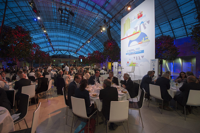 Gala Dinner in the Glass Hall