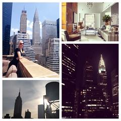 Jacci Jaye (Jacci Jaye) Tags: jaccijaye nyc iloveny newyork cityscape terrace chryslerbuilding hotel nychotel luxury jacci stylist nycstylist wallstreetstylist fashionstylist skyline manhattan nycfashionstylist nycimageconsultant