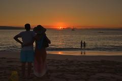 thinking back to us (gianluca.bussolari) Tags: ocean sunset hawaii nikon tramonto mare maui romantic atmosfera aloha romantico oceano oceanopacifico d7100 goldhour tramontoromantico