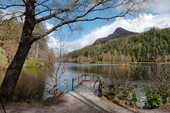 Glencoe Lochan (Hehe Ha) Tags: scotland glencoe lochan