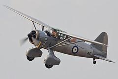 Westland Lysander (Derek Mickeloff) Tags: canon vintage wings airshow westland lysander brantford 60d