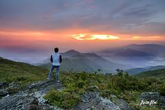 glorify (Azam Alwi) Tags: longexposure sunset landscape mount slowshutter fujifilm tahan leefilters tamannegarapahang semulajadi touit2812 fujifilmxt1 tamannegaragunungtahan