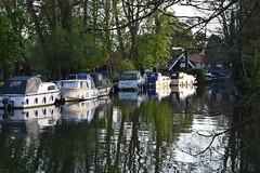 Hurley Riverside 1 (rq uk) Tags: thames reflections river boats nikon riverside d750 riverthames hurley thamespath afsnikkor28300mmf3556gedvr nikond750 rquk