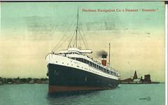 2926_035 (sarniahistoricalsociety) Tags: water ships sarnia transporation 1900s