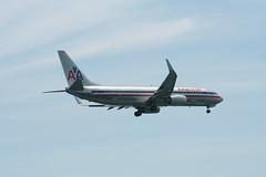 IMG_2482 (wmcgauran) Tags: boston airplane airport aircraft aviation american boeing bos 737 eastboston kbos n930an