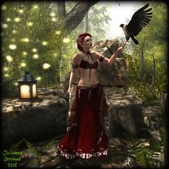 Fairy Tale (JuliannaSeriman) Tags: secondlife emotions ikon 1l hunt queenofhearts fabfree fabulouslyfreeinsecondlife fabulouslyfree autui huntsl lumae juliannaseriman moonlitecatcreations nightmaresandfairytaleshunt