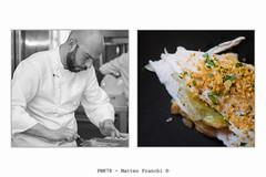 My favorite chef - 01 (PKN78 - Matteo Franchi) Tags: food cooking diptych chef cibo dittico matteomonti rebelotdelpont