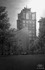 =] BORSIGTURM | metropole [= (oolcgoo) Tags: berlin sony adobe alpha schwarz sal slt ssm amount tegel weis apsc borsigturm sal1650 a77mii