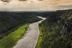 primary motive (pflegebaer) Tags: relax landscape wandern elbe ausblick rathen elbsandsteingebirge entspannung