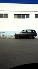 Range rover in morocco (homeboye) Tags: morocco rangerover follow trip roadtrip good flickr new fave
