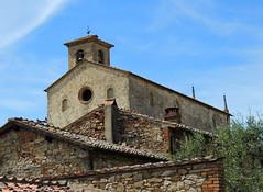 Certosa di Pontignano - 6 (anto_gal) Tags: chiesa siena toscana sanpietro certosa 2016 pontignano castelnuovoberardenga