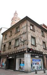 Rue Saint-Rome, Toulouse. (valerierodriguez1) Tags: house maison colombages