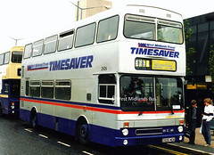 2926 (LH) D926 NDA (WMT2944) Tags: travel west midlands nda timesaver 2926 d926