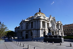 Palacio de Bellas artes de Mexico (pablo/T) Tags: de mexico museo artes nacional bellas palacio mnba cdmx