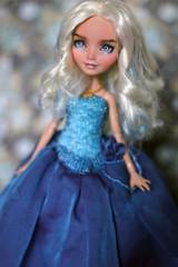 dolls ooak (Emerald_Fairy) Tags: monster high doll repaint dollphotography faceup eah monsterhigh everafterhigh