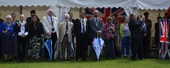 Banbury's Dignitaries Turn Out