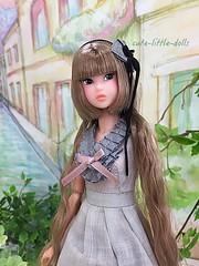 momoko ae [A-F] LIZ closer look (cute-little-dolls) Tags: liz toy doll af collaboration ae petworks momokodoll