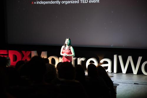 Tedxmontrealwomen 2018 - crédit photo Gaëlle Vuillaume-11