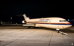 LBG   Burkina Faso Government Boeing 727-200   XT-BFA (Timothée Savouré) Tags: xtbfa burkina faso government boeing 727 727200 paris le bourget bfa01 bfa1 h4