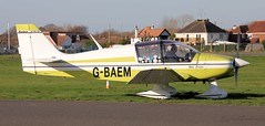 Robin DR-400-120 Petit Prince G-BAEM Lee on Solent Airfield 2019 (SupaSmokey) Tags: robin dr400120 petit prince gbaem lee solent airfield 2019