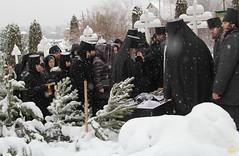 38. Похороны схимонахини Магдалины (Черных) 11.01.2019